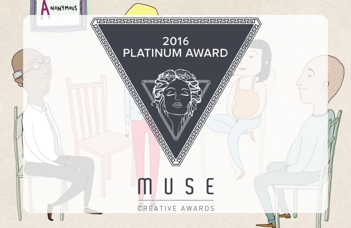 Muse Creative Awards – platinum award winner